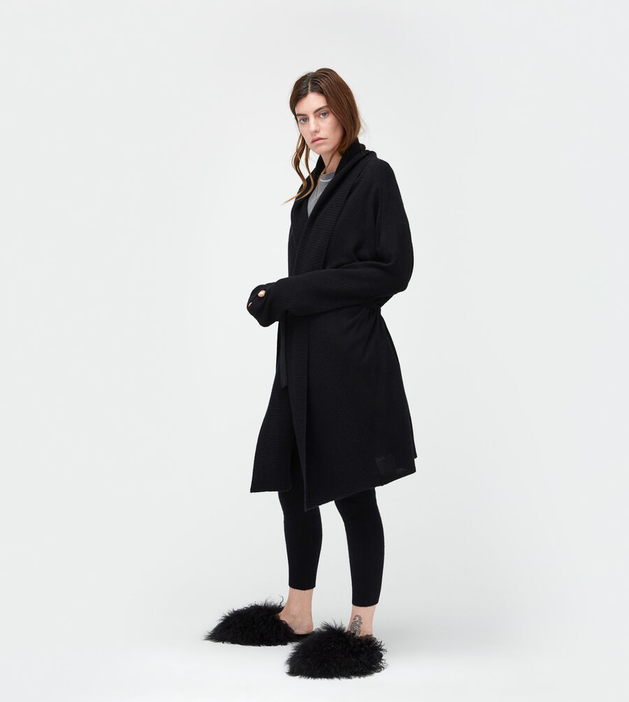 Cheyenne Cashmere Robe - Image 3 of 3