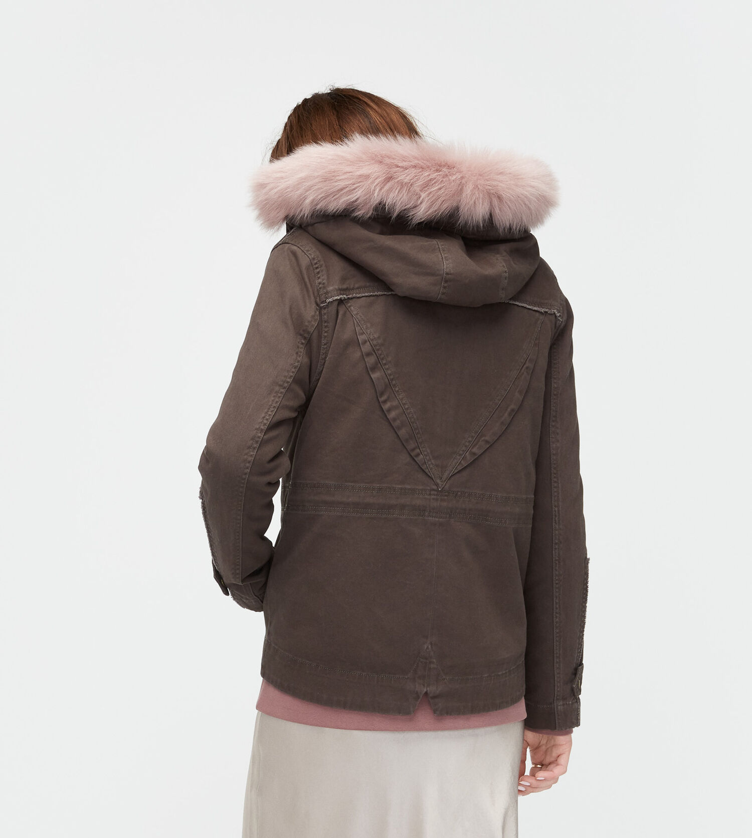 a2185058236 Women's Share this product Convertible Field Parka