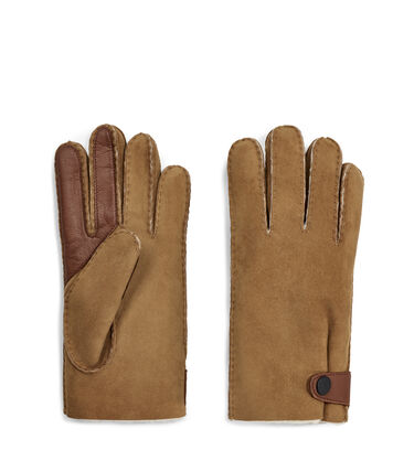 Sheepskin Side Tab Tech Glove Alternative View