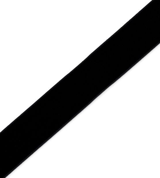 Short Bailey Bow Velvet Ribbon