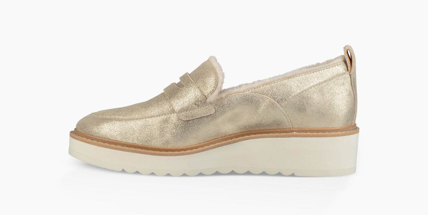 b64845d05e1 Zoom Atwater Metallic Loafer - Image 3 of 6
