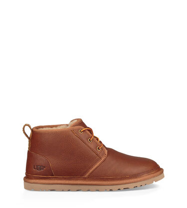 Leather Neumel Boot