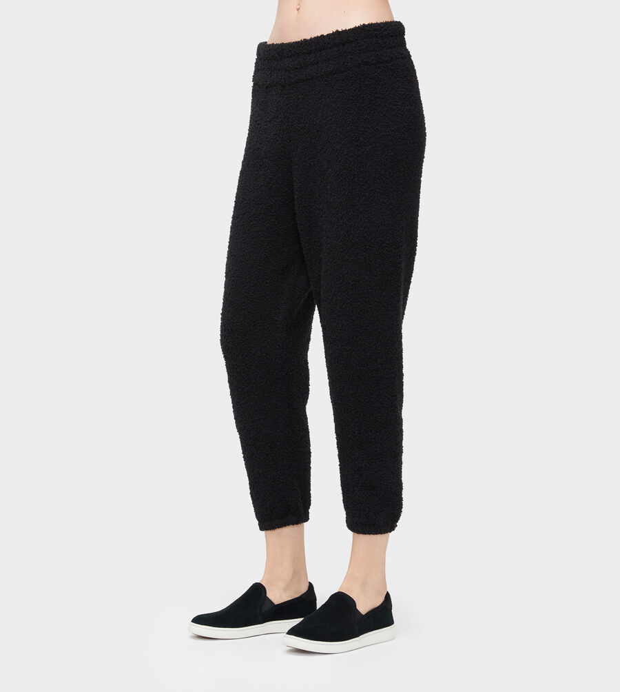 Valentene Fluffy Knit Jogger - Image 1 of 3