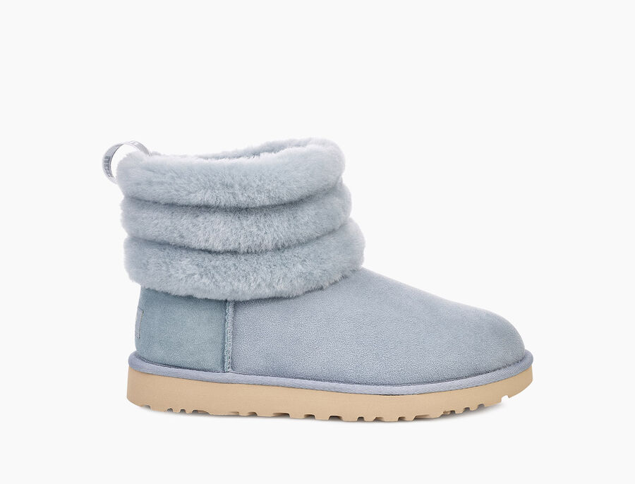 Women S Classic Mini Fluff Quilted Boot Ugg Official