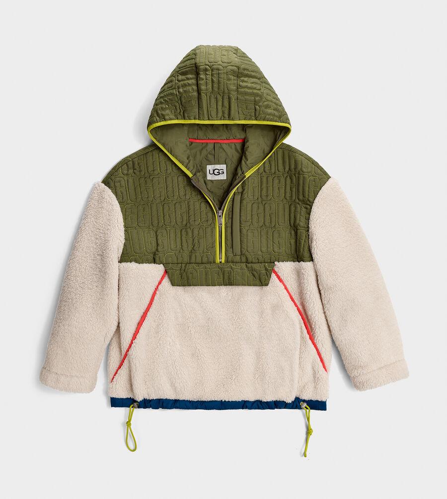 Iggy Sherpa Half Zip Pullover - Image 1 of 5