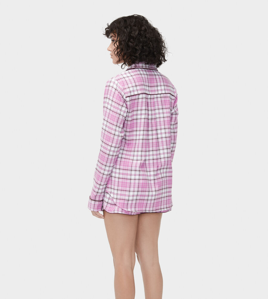 Milo Flannel PJ Set - Image 2 of 6