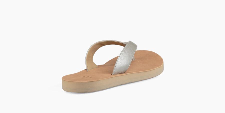 Tawney Metallic Sandal - Image 4 of 6