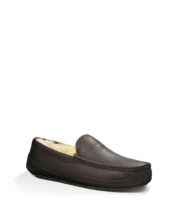 Ascot Leather Slipper Alternative View