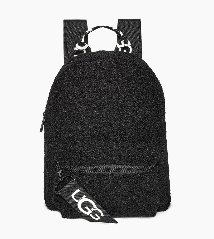 Dannie Mini Backpack Faux Fur - Image 1 of 5