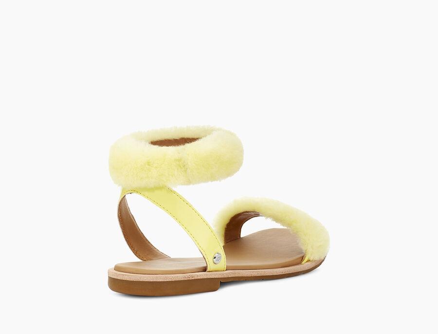 Fluff Springs Patent Sandal - Image 4 of 6
