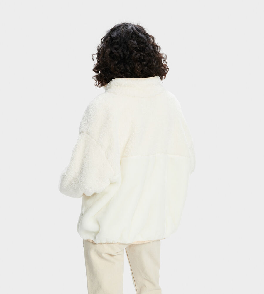 Marlene Sherpa Jacket - Image 2 of 4