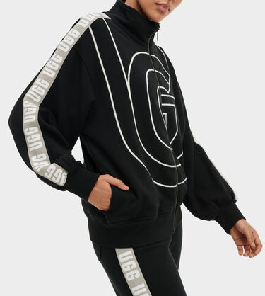 Reverie Track Jacket UGG Alternative View