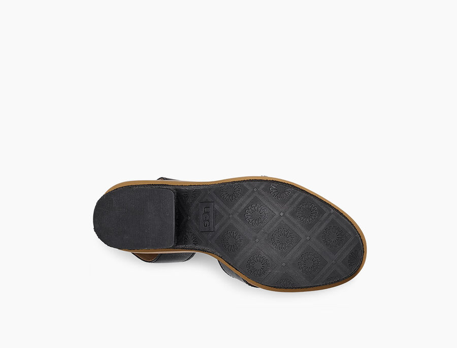 Carine Leather Heel - Image 6 of 6