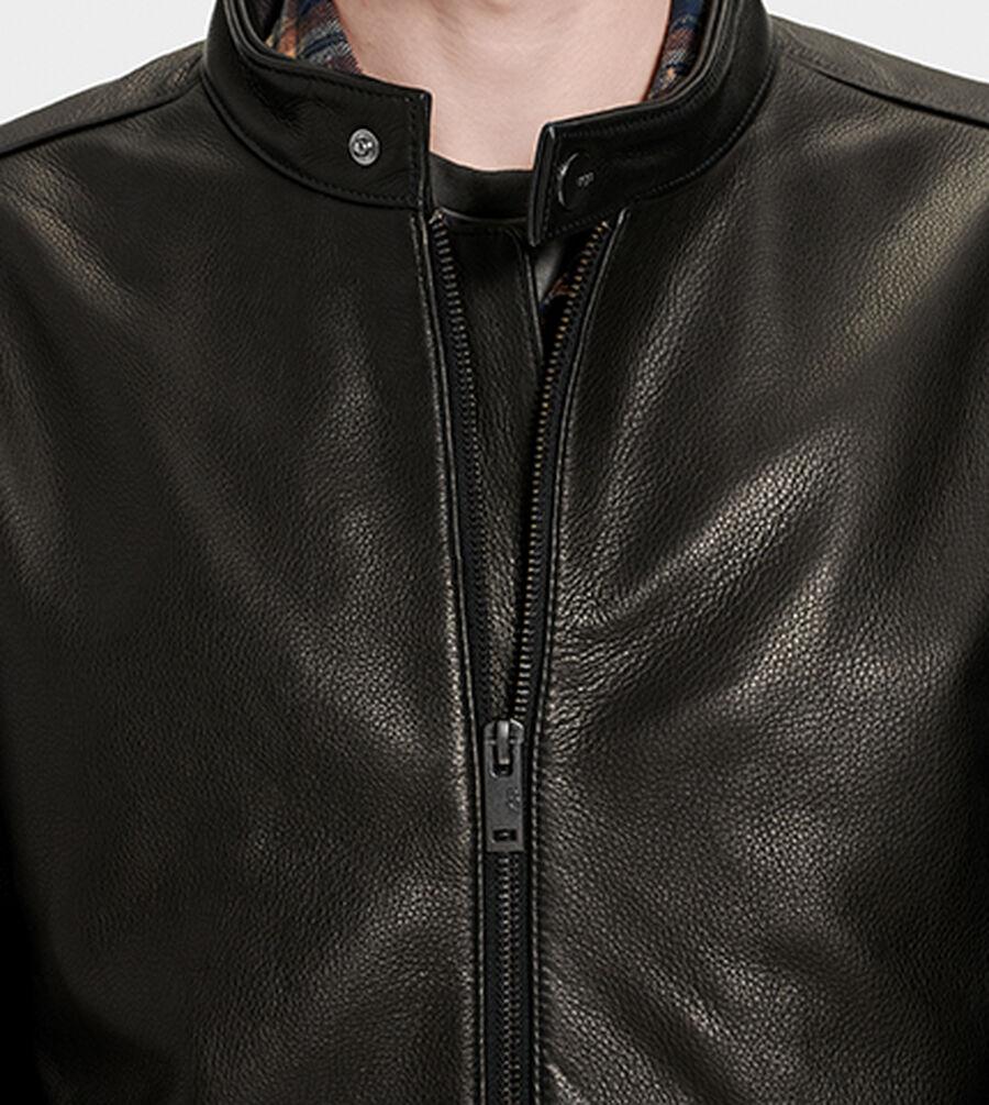 Orlando Leather Racer - Image 4 of 6