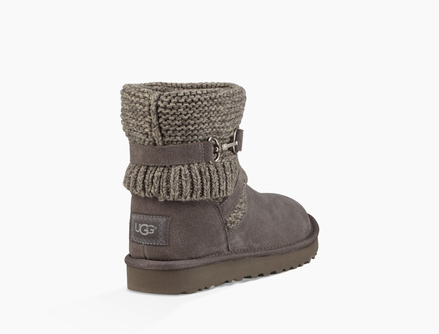 Purl Strap Boot - Image 4 of 6