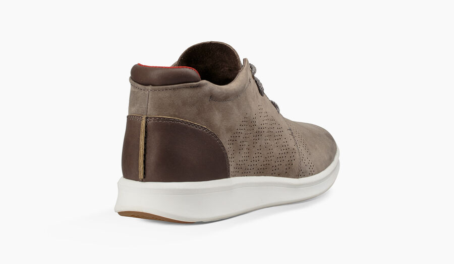 Larken Stripe Perf Sneaker - Image 4 of 6