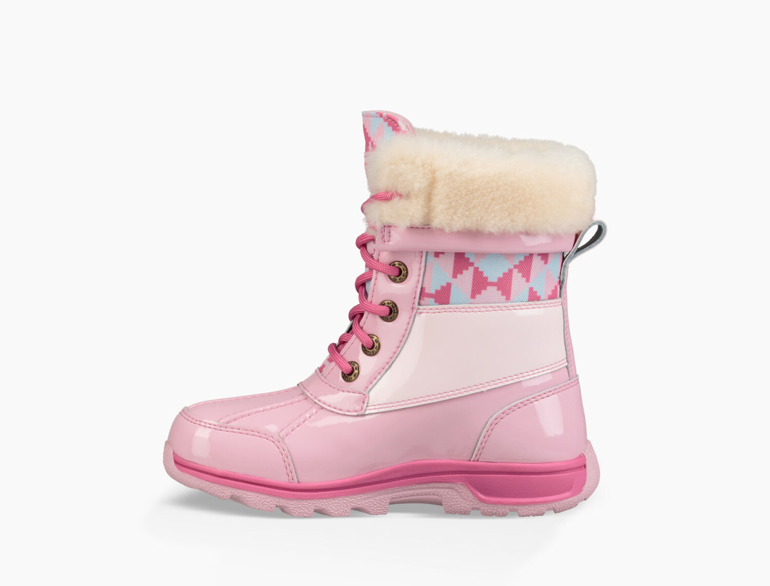 bef88fe332d Kids' Share this product Butte II Patent Truckee CWR Boot