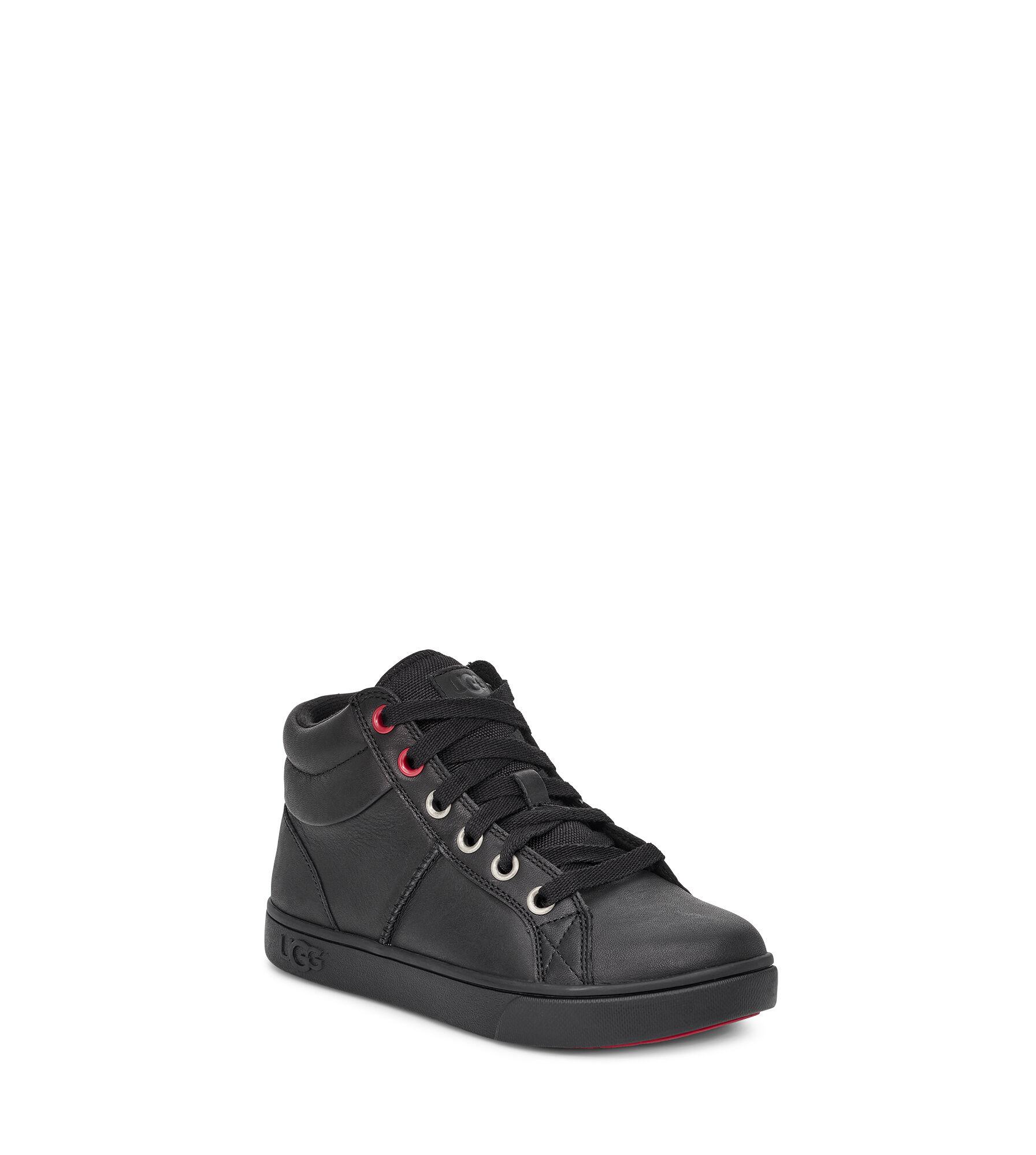 Kids' Boscoe Sneaker Leather | UGG