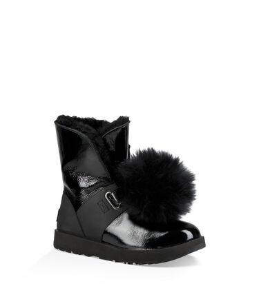Isley Patent Waterproof Boot
