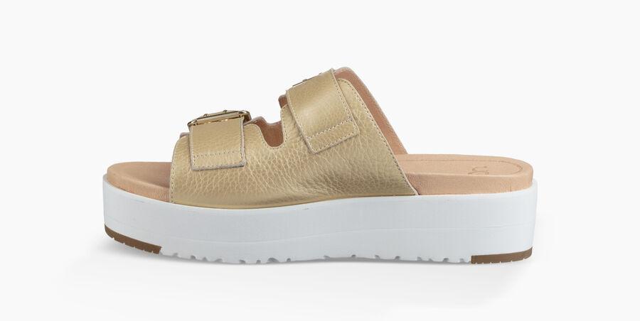 Cammie Metallic Sandal - Image 3 of 6