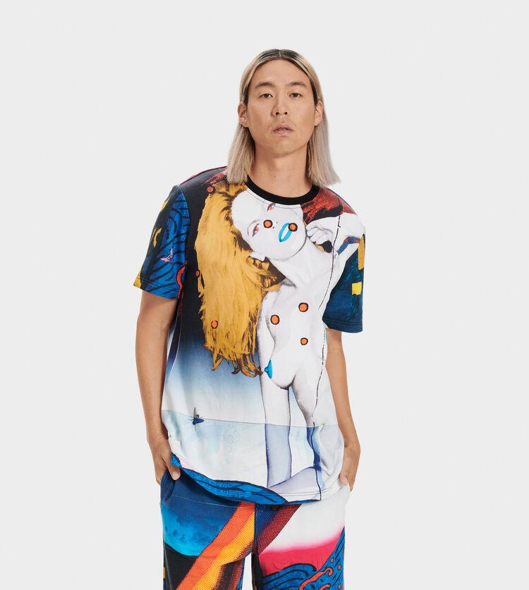 Ugg X Yokoo Tadanori T Shirt