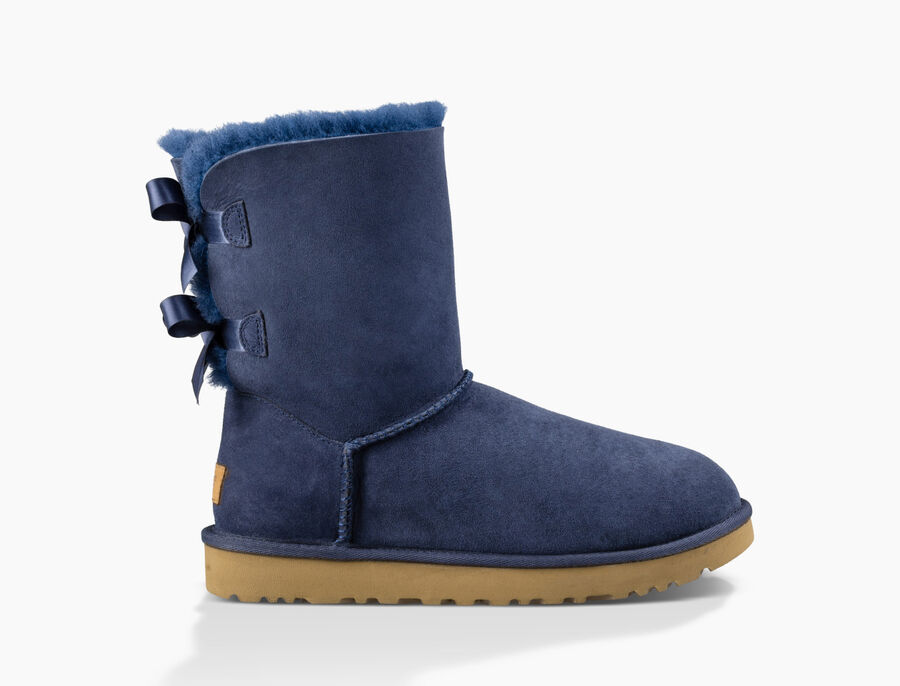 Uggs Bailey Bow Navy