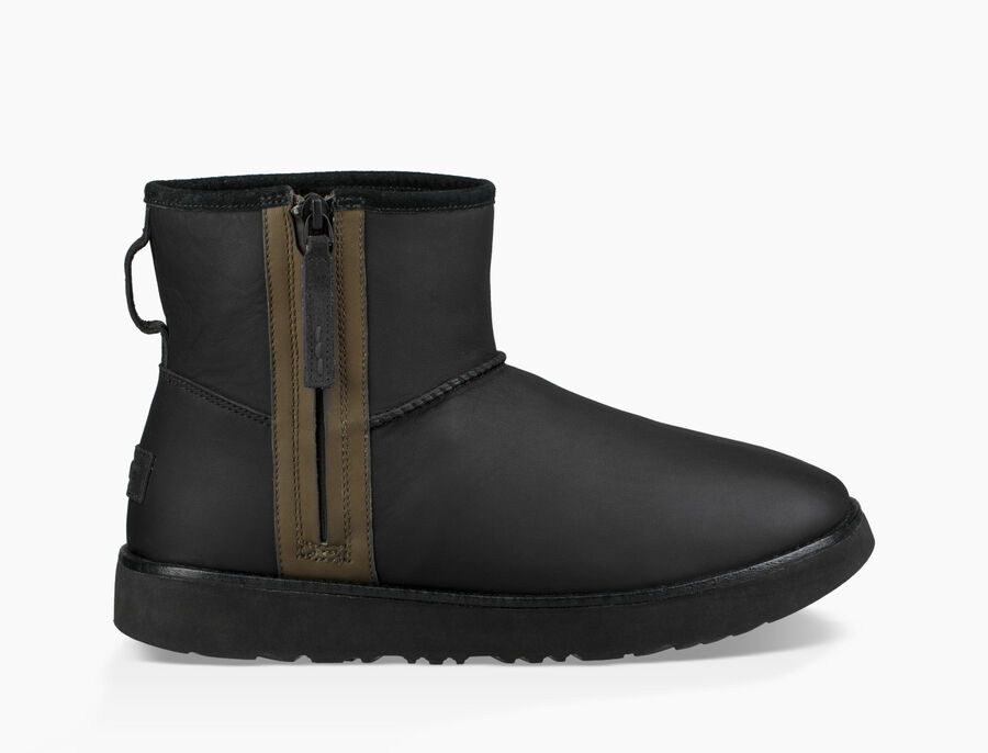 Men S Classic Mini Zip Waterproof Boot Ugg 174 Official
