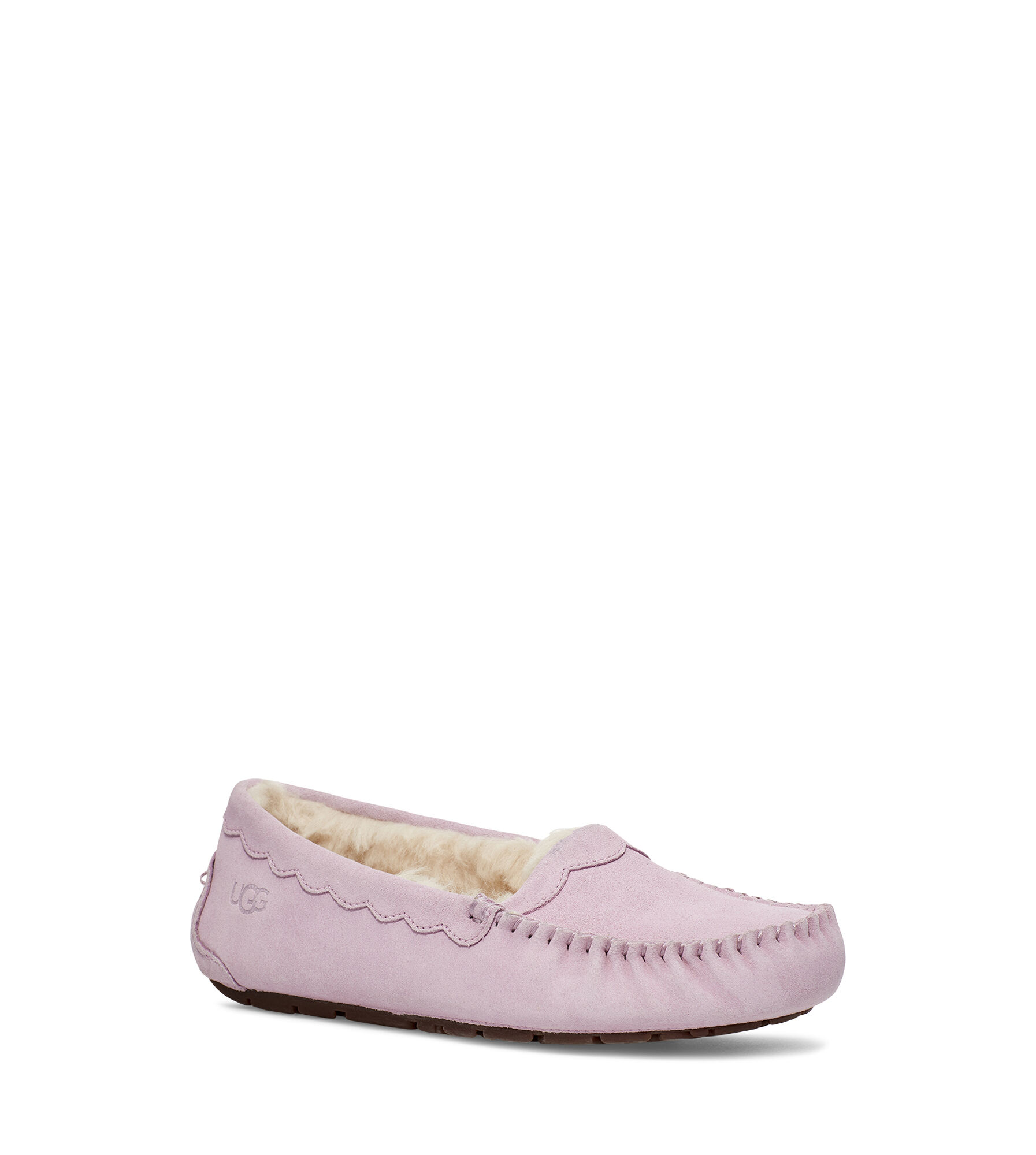 UGG® Scalloped Moc Slippers for Women
