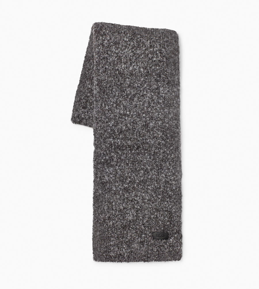 Boucle Blanket Scarf - Image 2 of 2