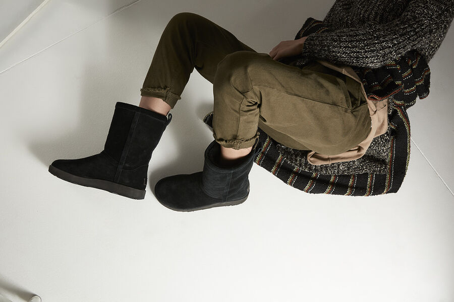 Classic Short Leather Weather Boot - Lifestyle image 1 of 1