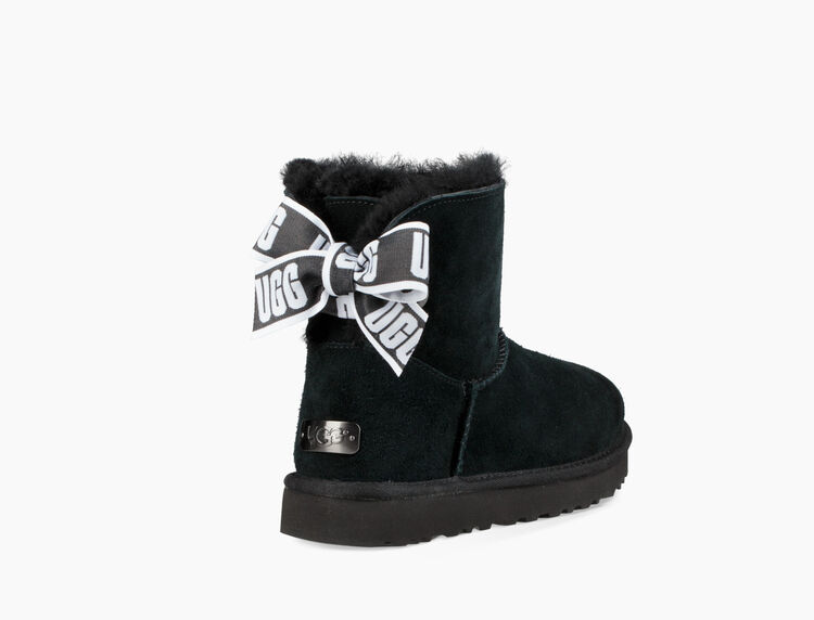 Customizable Bailey Bow Mini Boot