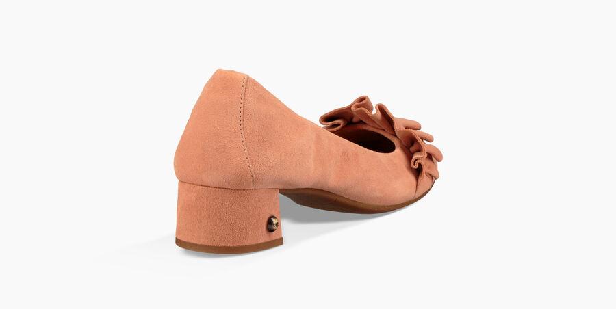 Fifi Ruffle Heel - Image 4 of 6