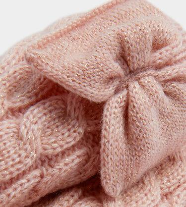 Laila Bow Fleece Lined Sock Alternative View