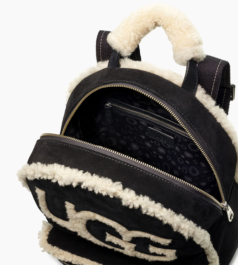 Dannie Sheepskin Backpack   - Image 4 of 5