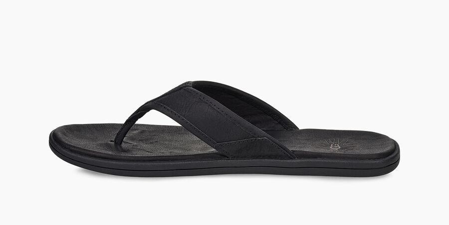 Seaside Leather Flip Flop - Image 3 of 6