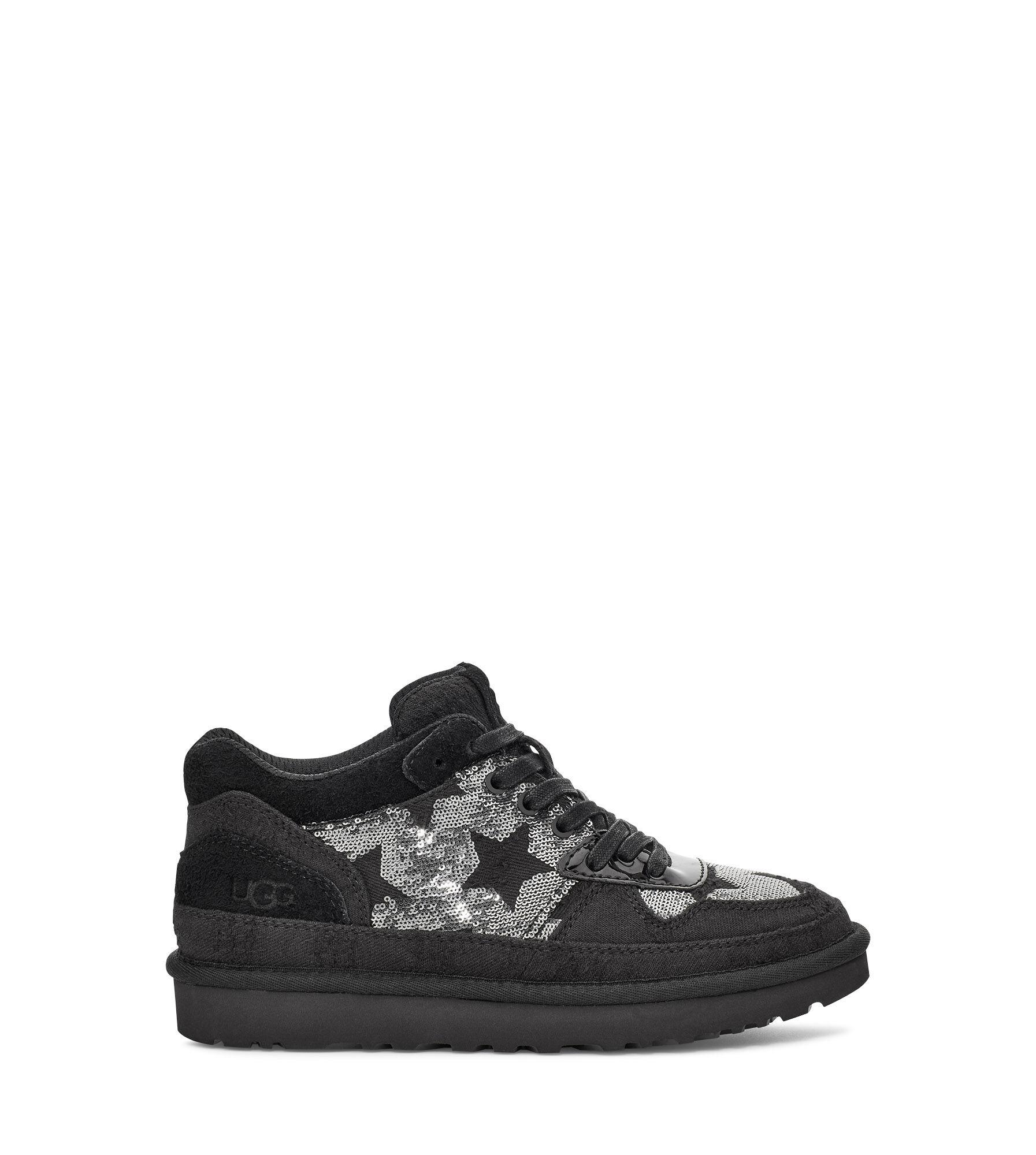 Highland Sequins Sneaker