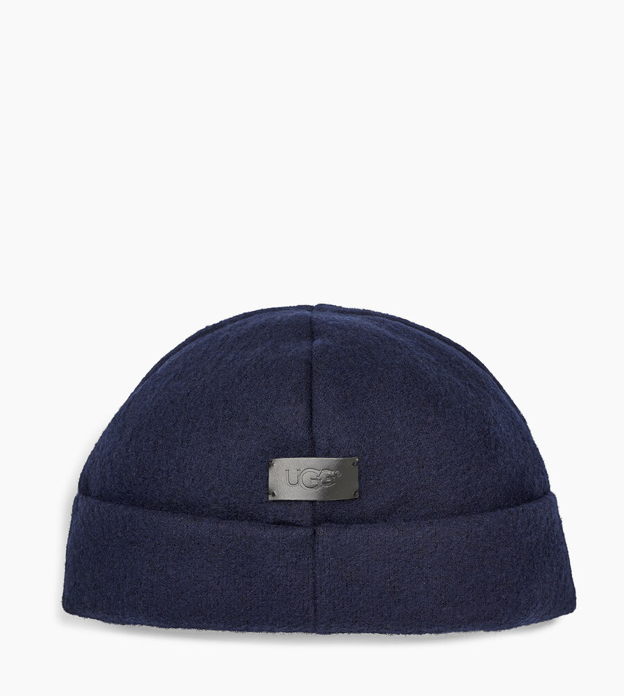 Fabric Cuff Hat - Image 1 of 2