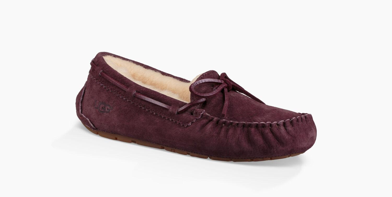 ugg slippers dakota metallic