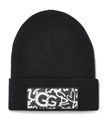 Graffiti Patch Cuff Hat