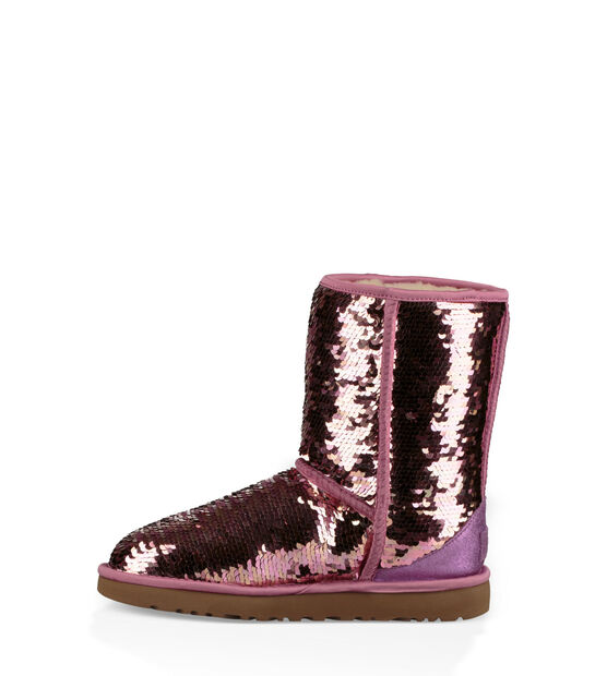 bf3131b6ab66 Women's Classic Short Sequin Boot | UGG® Official