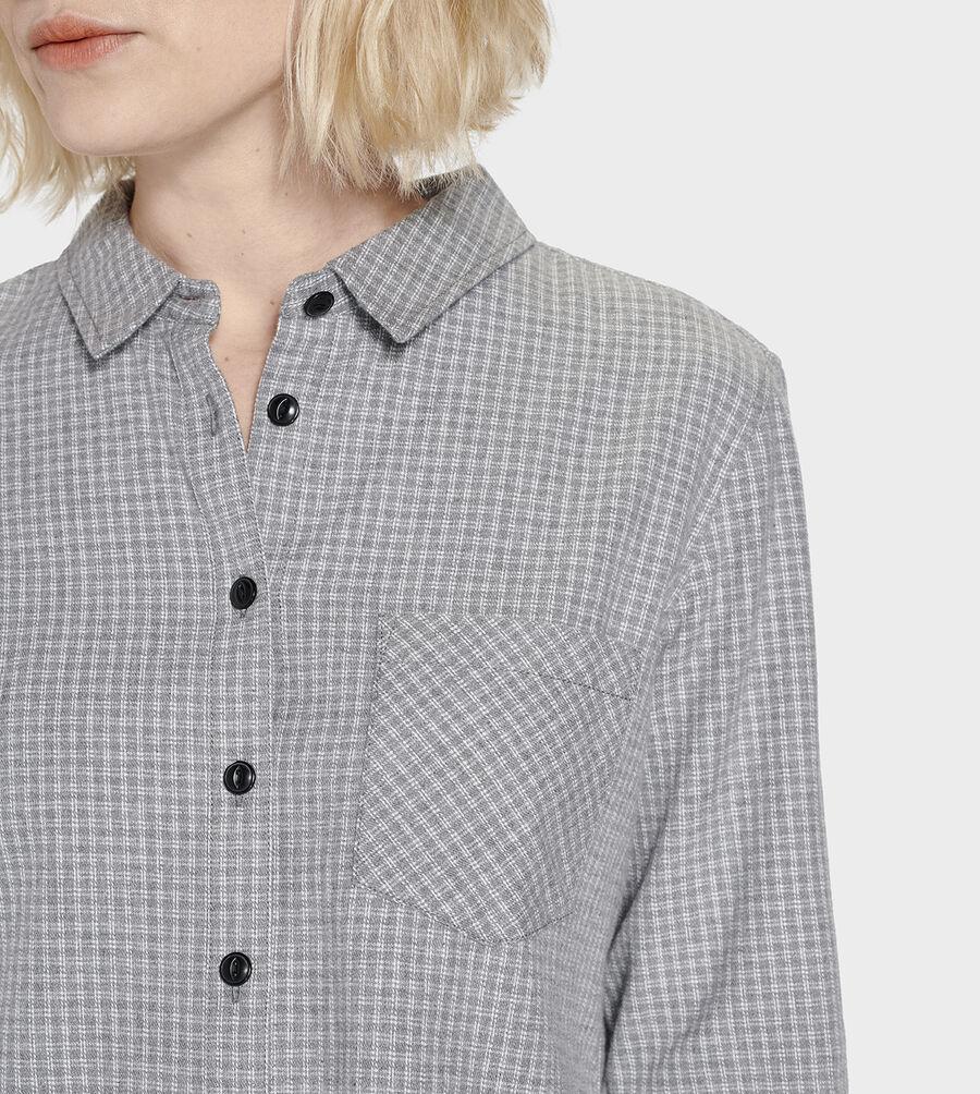 Elin Flannel Shirt - Image 3 of 5