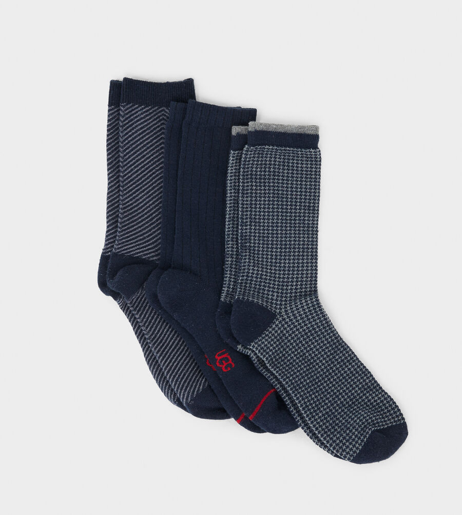 Dominic Crew Sock Gift Set - Image 1 of 4