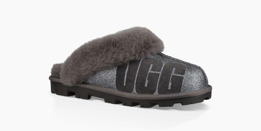 Coquette UGG Sparkle Slipper - Image 2 of 6