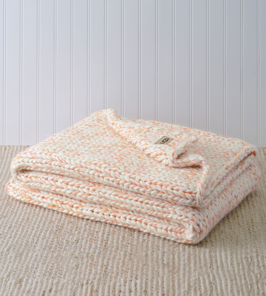 Eloise Knit Throw - Image 2 of 4