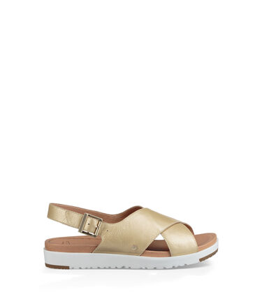 Kamile Metallic Sandal