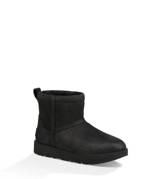 7bf467107d61 Classic Mini Leather Waterproof Boot Classic Mini Leather Waterproof Boot  ...