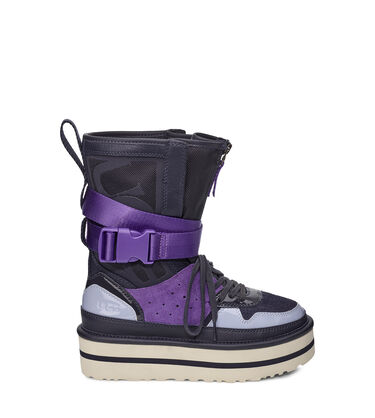 Pop Punk High-Top Sneaker