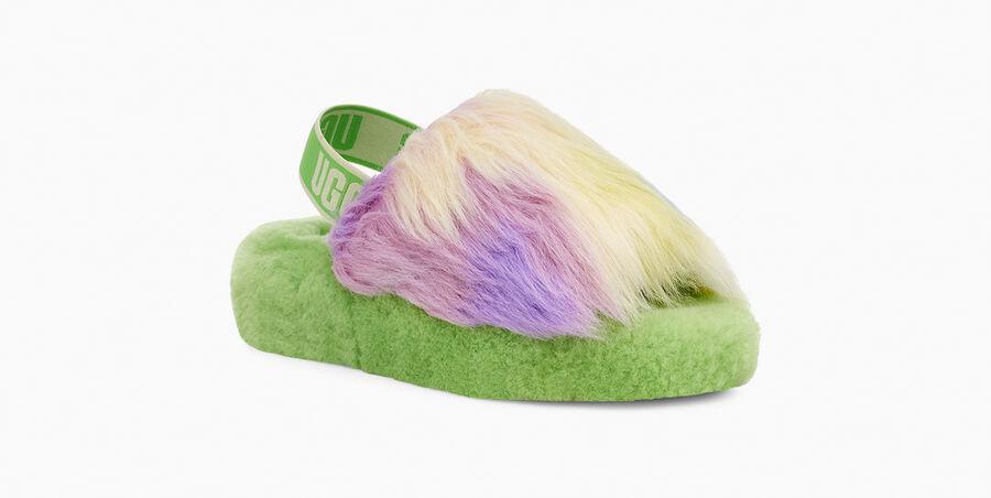 Fluff Yeah Slide Tie Dye - Image 3 of 7