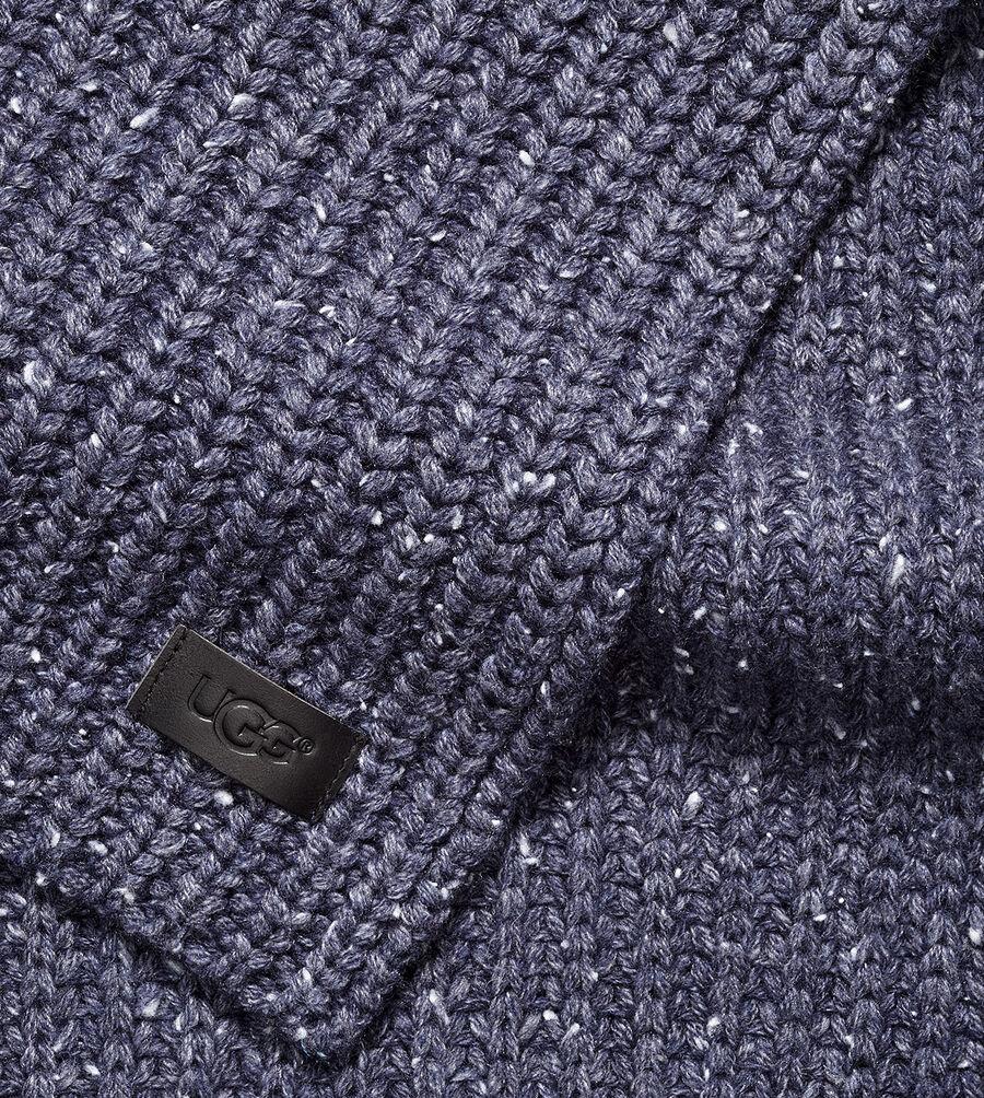 Cardi Stitch Scarf - Image 3 of 3