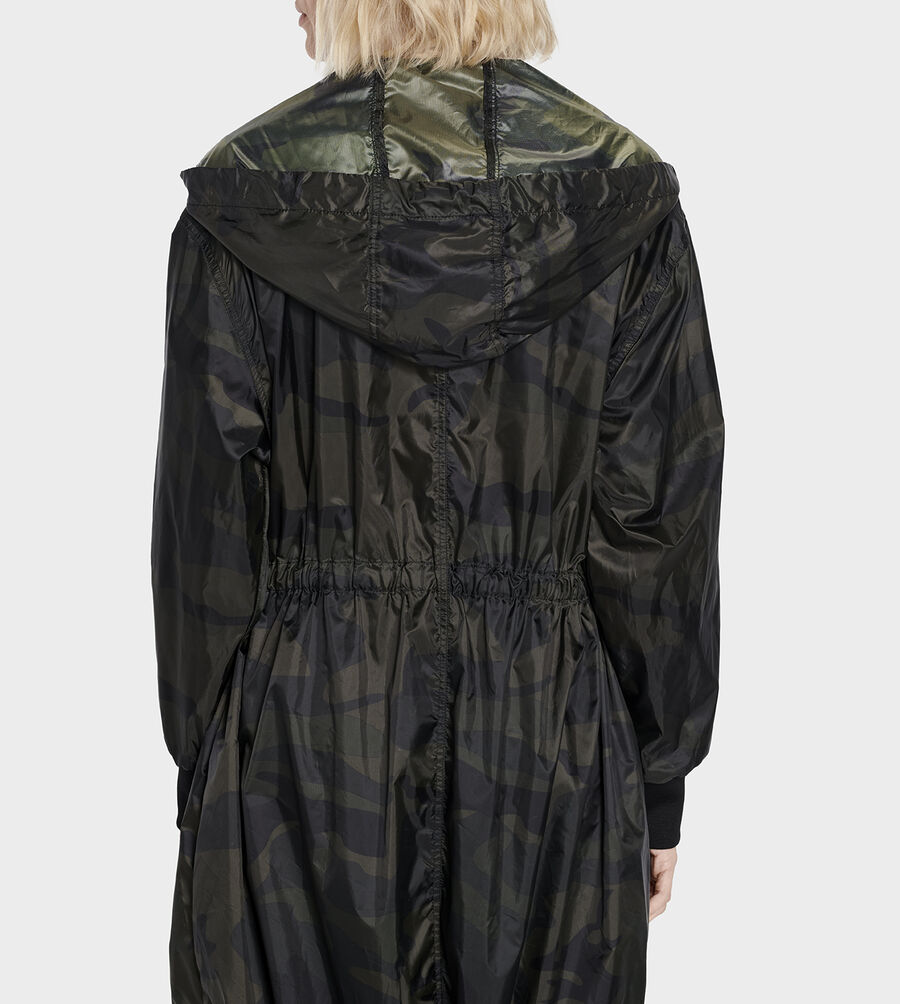 Carinna Hooded Anorak Jacket - Image 4 of 5